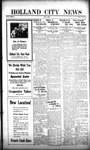 Holland City News, Volume 54, Number 39: October 1, 1925