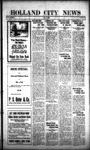 Holland City News, Volume 54, Number 40: October 8, 1925 by Holland City News