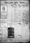 Holland City News, Volume 54, Number 42: October 22, 1925 by Holland City News
