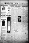 Holland City News, Volume 54, Number 43: October 29, 1925 by Holland City News