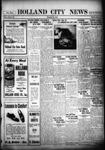 Holland City News, Volume 54, Number 46: November 19, 1925