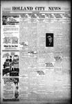 Holland City News, Volume 55, Number 3: January 21, 1926 by Holland City News