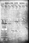 Holland City News, Volume 55, Number 7: February 18, 1926 by Holland City News