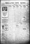 Holland City News, Volume 55, Number 8: February 25, 1926 by Holland City News