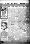 Holland City News, Volume 55, Number 11: March 18, 1926 by Holland City News