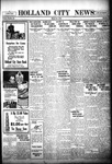 Holland City News, Volume 55, Number 12: March 25, 1926