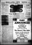 Holland City News, Volume 55, Number 13: April 1, 1926