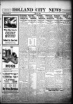Holland City News, Volume 55, Number 16: April 22, 1926 by Holland City News