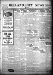 Holland City News, Volume 55, Number 18: May 6, 1926