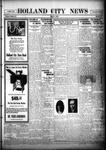 Holland City News, Volume 55, Number 21: May 27, 1926