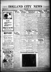 Holland City News, Volume 55, Number 22: June 3, 1926
