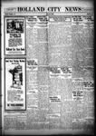 Holland City News, Volume 55, Number 23: June 10, 1926