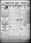 Holland City News, Volume 55, Number 25: June 24, 1926