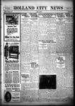 Holland City News, Volume 55, Number 26: July 1, 1926