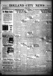 Holland City News, Volume 55, Number 28: July 15, 1926