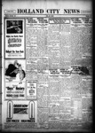 Holland City News, Volume 55, Number 30: July 29, 1926 by Holland City News