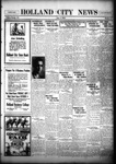 Holland City News, Volume 55, Number 31: August 5, 1926