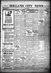 Holland City News, Volume 55, Number 32: August 12, 1926