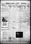 Holland City News, Volume 55, Number 33: August 19, 1926