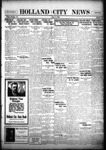 Holland City News, Volume 55, Number 36: September 9, 1926 by Holland City News