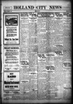 Holland City News, Volume 55, Number 38: September 23, 1926 by Holland City News