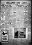 Holland City News, Volume 55, Number 41: October 14, 1926