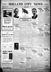 Holland City News, Volume 55, Number 43: October 28, 1926