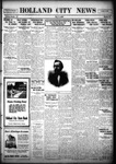 Holland City News, Volume 55, Number 45: November 11, 1926