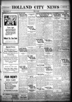 Holland City News, Volume 55, Number 46: November 18, 1926