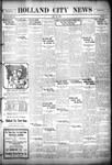 Holland City News, Volume 56, Number 2: January 13, 1927