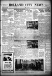 Holland City News, Volume 56, Number 12: March 24, 1927