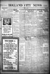Holland City News, Volume 56, Number 13: March 31, 1927