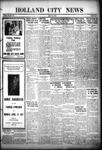 Holland City News, Volume 56, Number 16: April 21, 1927