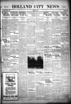 Holland City News, Volume 56, Number 19: May 12, 1927