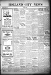 Holland City News, Volume 56, Number 20: May 19, 1927