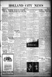 Holland City News, Volume 56, Number 24: June 16, 1927