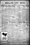 Holland City News, Volume 56, Number 25: June 23, 1927