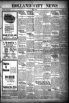 Holland City News, Volume 56, Number 27: July 7, 1927