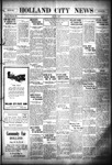 Holland City News, Volume 56, Number 30: July 28, 1927