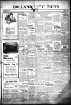 Holland City News, Volume 56, Number 31: August 4, 1927