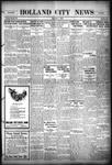 Holland City News, Volume 56, Number 35: September 1, 1927
