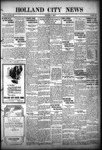 Holland City News, Volume 56, Number 36: September 8, 1927