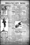Holland City News, Volume 56, Number 38: September 22, 1927