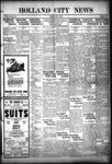 Holland City News, Volume 56, Number 39: September 29, 1927 by Holland City News