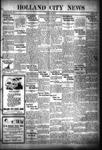 Holland City News, Volume 56, Number 42: October 20, 1927