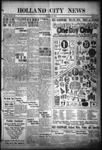 Holland City News, Volume 56, Number 45: November 10, 1927