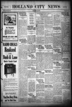 Holland City News, Volume 56, Number 47: November 24, 1927
