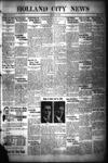 Holland City News, Volume 57, Number 2: January 12, 1928