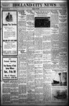 Holland City News, Volume 57, Number 7: February 16, 1928