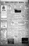 Holland City News, Volume 57, Number 9: March 1, 1928